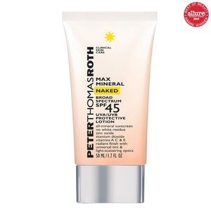 Other - Peter Thomas Roth Mineral Broad Spectrum Lotion